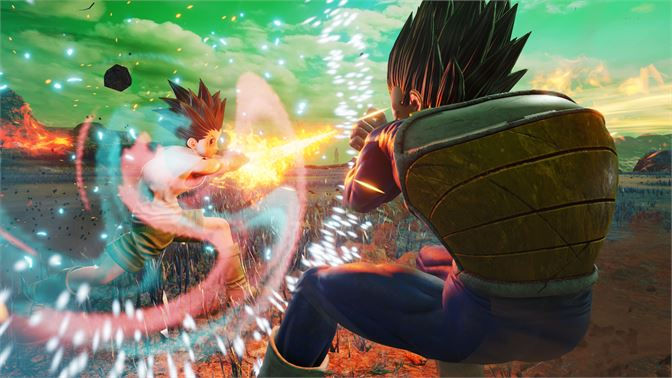 Buy JUMP FORCE - Microsoft Store