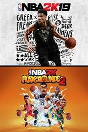 Buy NBA 2K19 + NBA 2K Playgrounds 2 Bundle - Microsoft Store