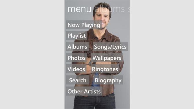 Get Luke Bryan Music - Microsoft Store
