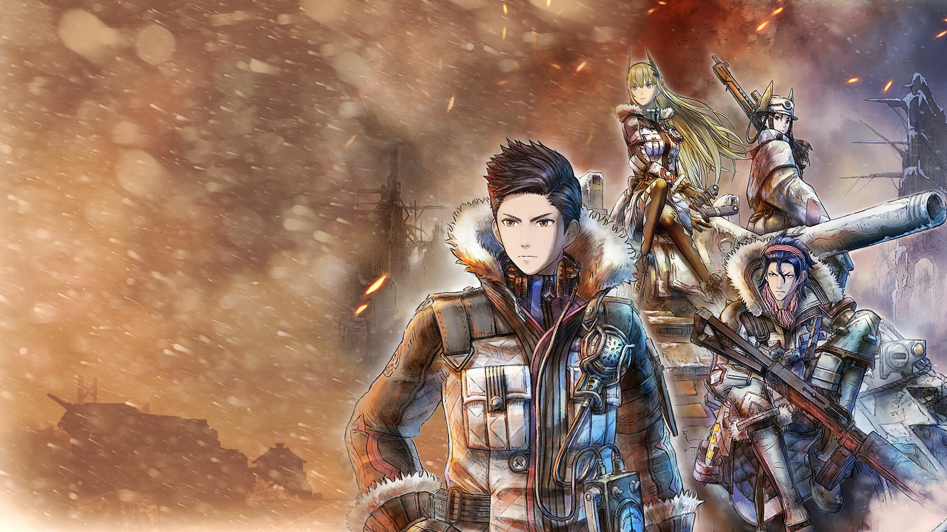 Buy Valkyria Chronicles 4 Complete Edition - Microsoft Store