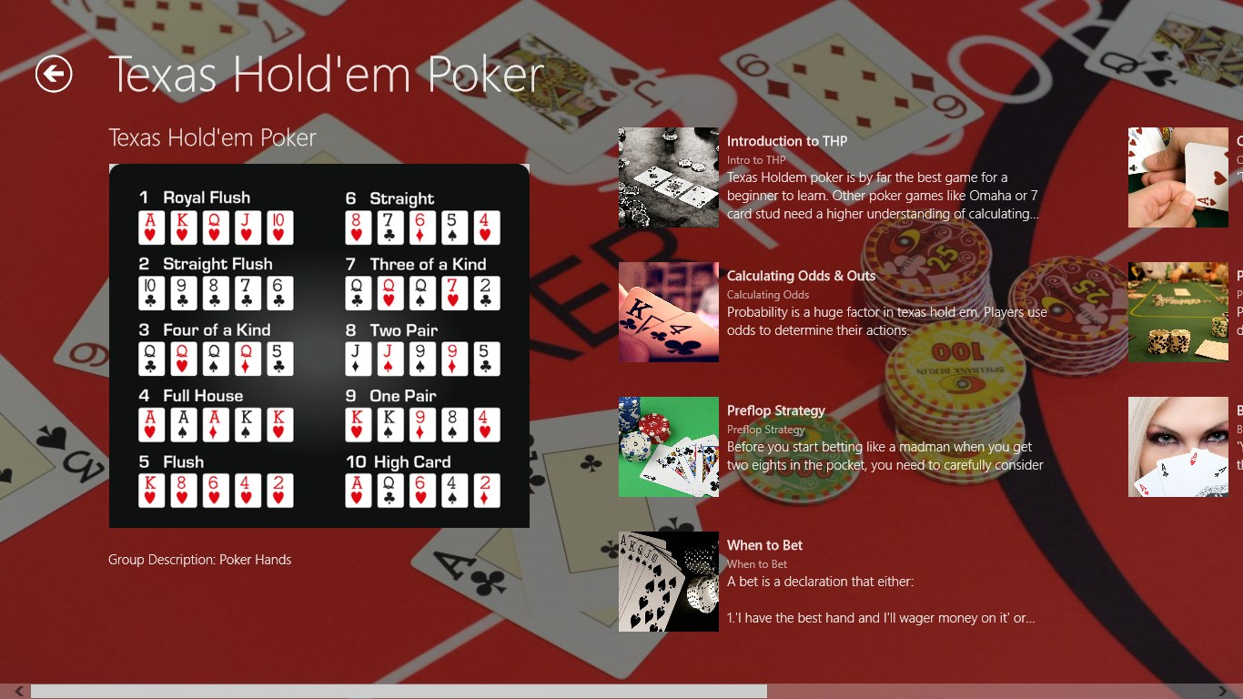 how to play texas holdem Play free online poker games for fun and practice your texas holdem poker skills start playing now and improve your free poker game today this website uses cookies to give you the best experience by using this website you agree to these cookies being set.