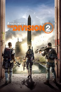 Carátula del juego Tom Clancy's The Division 2