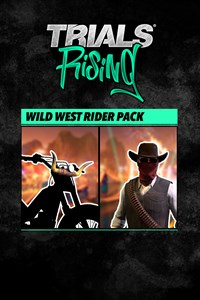 Carátula del juego Trials Rising - Wild West Rider Pack