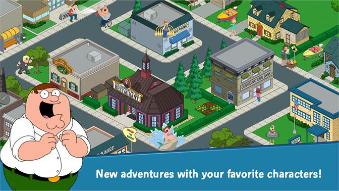Get Family Guy : The Quest for Stuff - Microsoft Store
