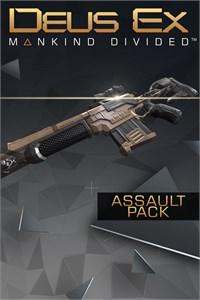 Carátula para el juego Deus Ex: Mankind Divided - Assault Pack de Xbox 360