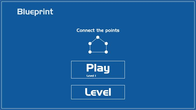 Get blueprint microsoft store screenshot main menu in which you can play the current level or select another level malvernweather Images