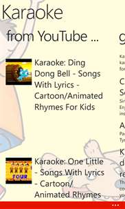 Kids Karaoke screenshot 4