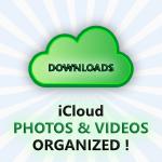 iCloud Photos Organizer Logo