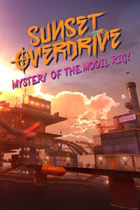 Carátula del juego Sunset Overdrive and the Mystery of the Mooil Rig!