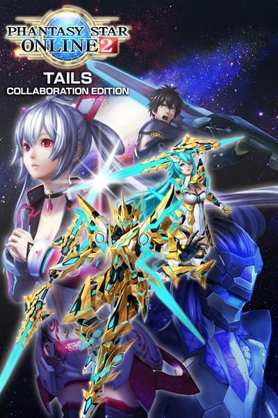 Phantasy Star Online 2 -TAILS Collaboration Edition-