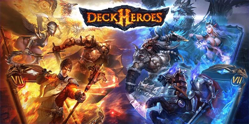 Deck Heroes astuce et triche