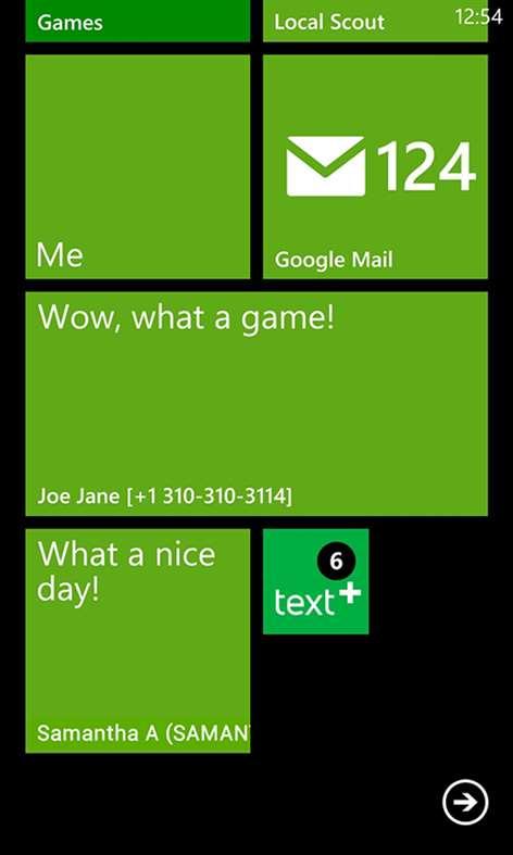 textPlus Free Text Screenshots 2