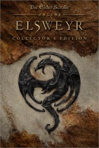 Carátula del juego The Elder Scrolls Online: Elsweyr Collector's Edition (2019)