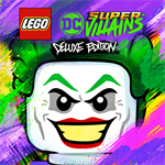 LEGO® DC Super-Villains Deluxe Edition Logo