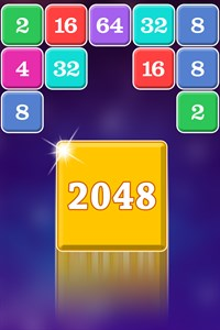 Shoot n Merge 2048