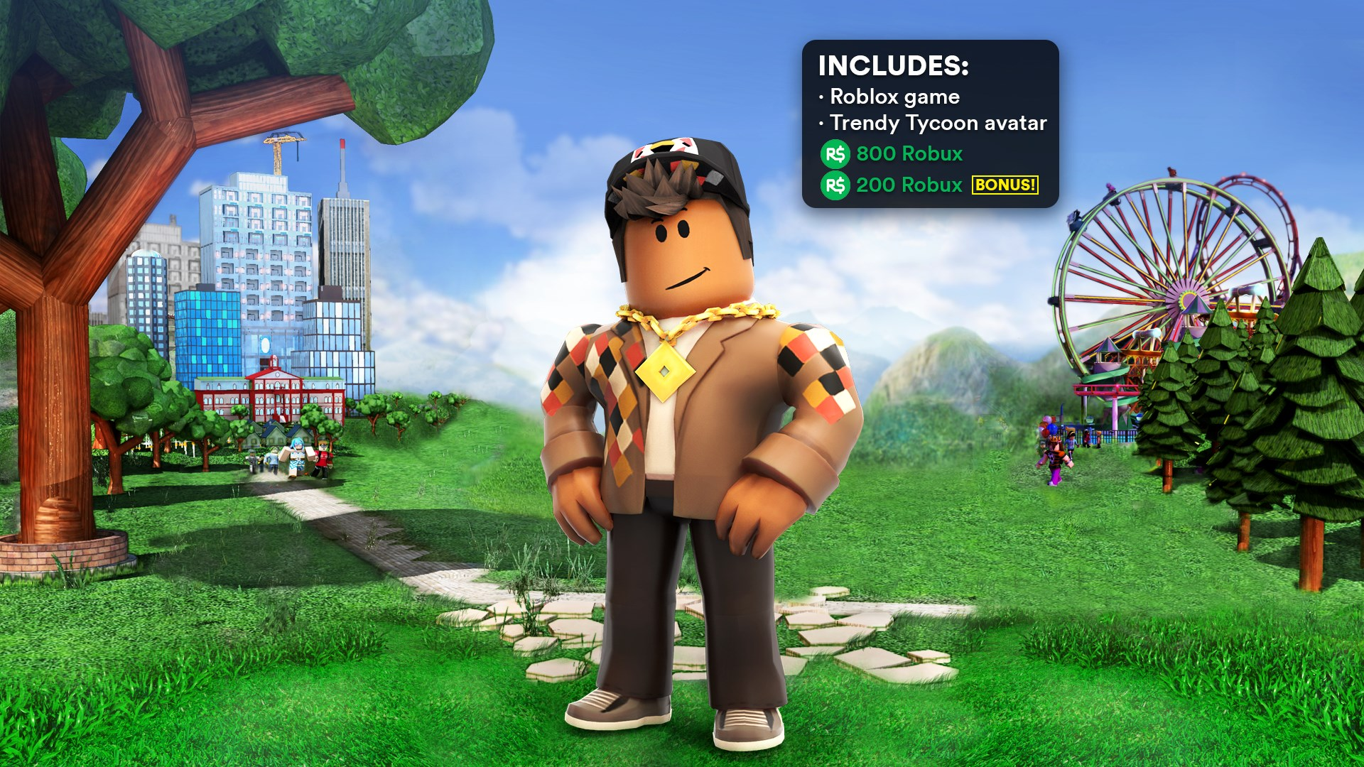 Buy Trendy Tycoon Starter Pack Microsoft Store - how to friend someone in roblox on xbox