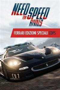 Need for Speed™ Rivals Ferrari Edizioni Speciali Policiais