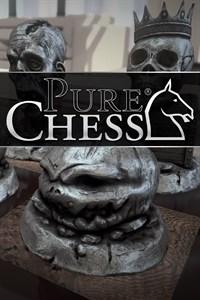 Набор шахмат Pure Chess к Хэллоуину