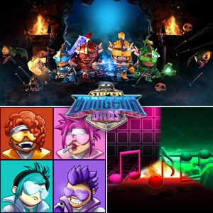 Super Dungeon Bros MEGA-Bundle-Pack Xbox One