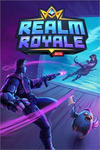 Carátula para el juego Realm Royale Founder's Pack de Xbox 360