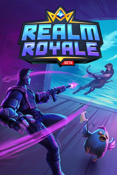 Realm Royale Founder's Pack