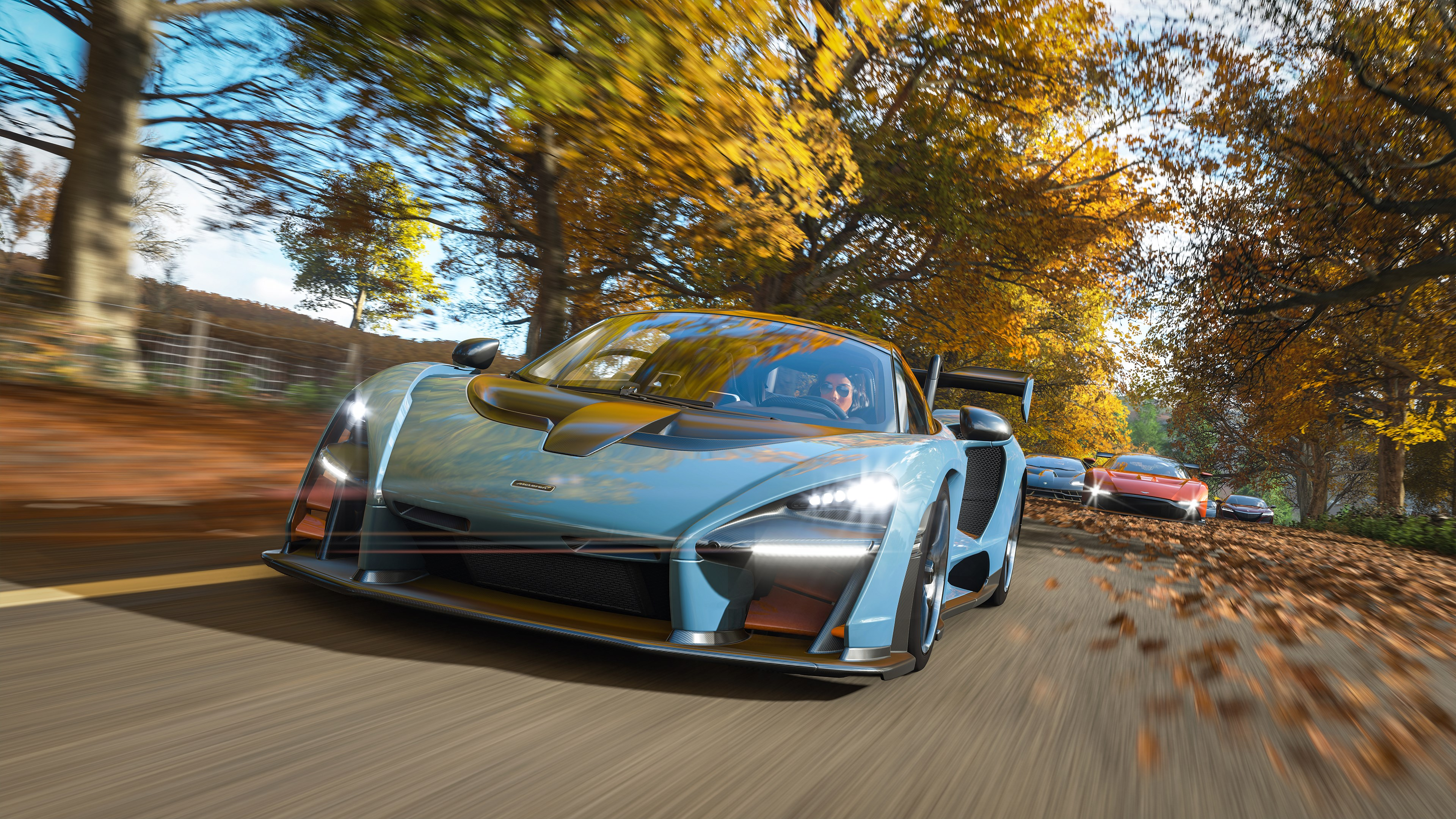 Скриншот №10 к Forza Horizon 4 стандартное издание