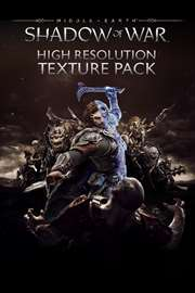 Carátula del juego Middle-earth: Shadow of War High Resolution Texture Pack