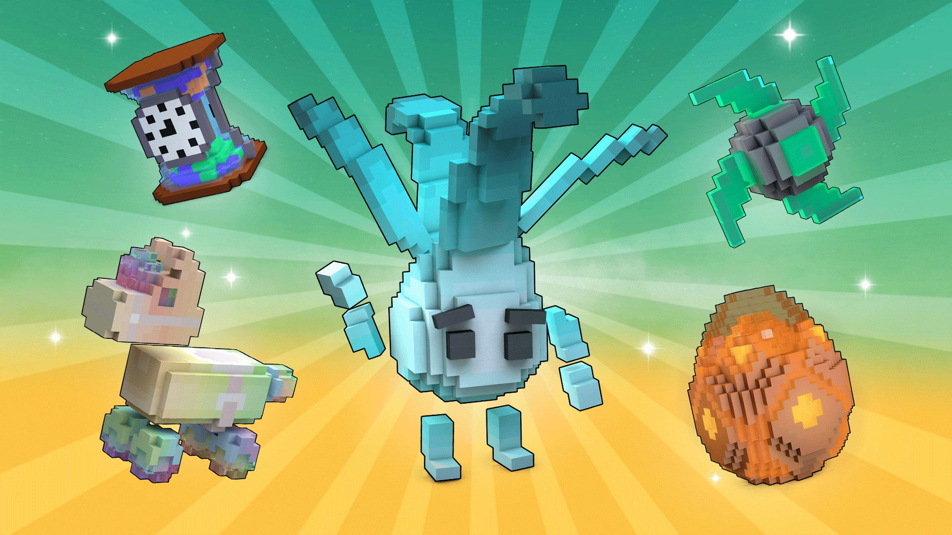 Trove - Geode Companion Pack 2