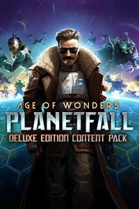 Carátula del juego Age of Wonders: Planetfall Deluxe Edition Content