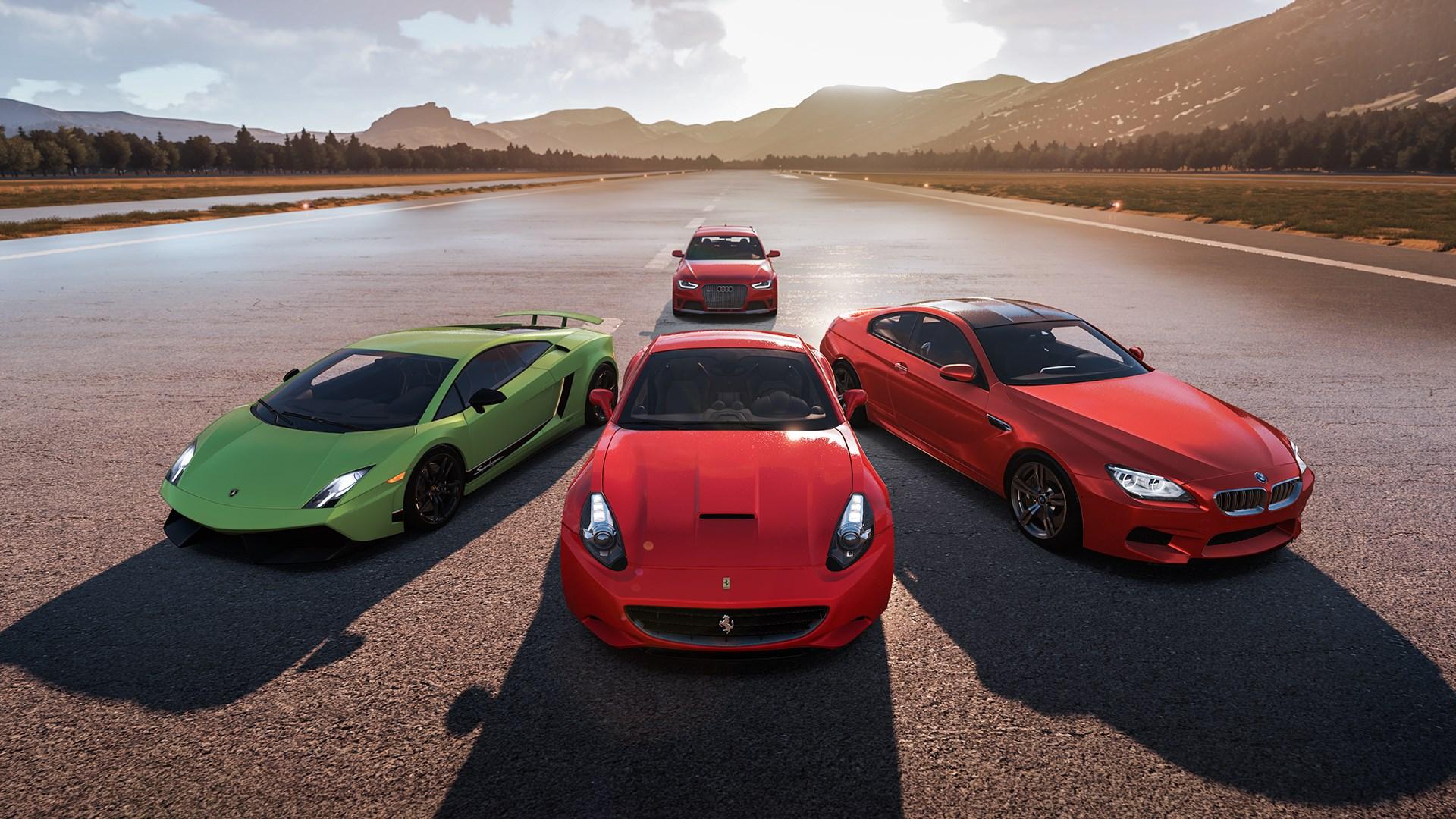 Forza Horizon 2 Pre-Order Car Pack