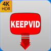 Keepvid - Youtube Video and Mp3 Downloader and Converter up to 4k