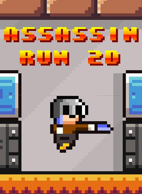 Assassin Run 2D