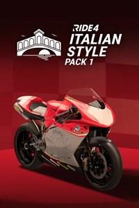 RIDE 4 - Italian Style Pack 1