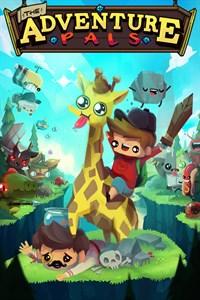 Carátula para el juego The Adventure Pals de Xbox 360
