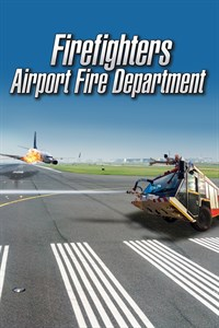 Carátula del juego Firefighters: Airport Fire Department