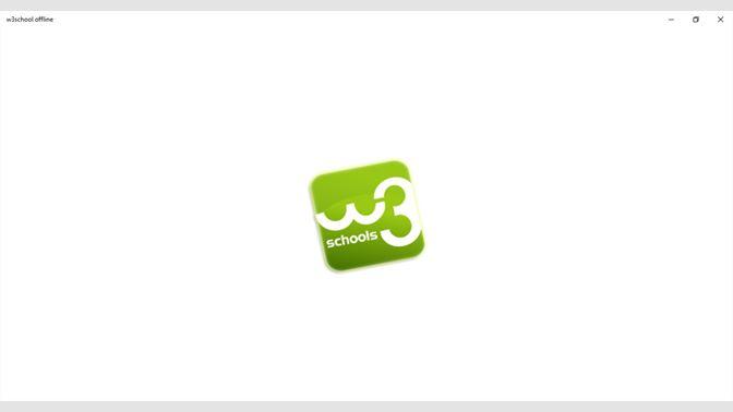Get W3schools(offline Version) - Microsoft Store