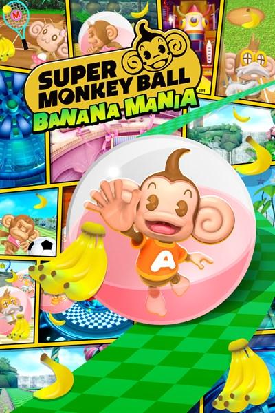 Süper Maymun Topu Muz Çılgınlığı