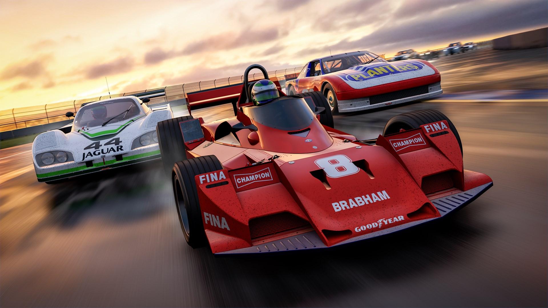Forza Motorsport 7 1988 Nissan #33 Bob Sharp Racing 300ZX