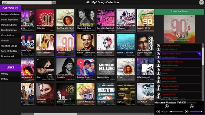 Get All MP3 Songs Collection - Microsoft Store