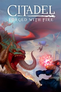 Carátula del juego Citadel: Forged with Fire