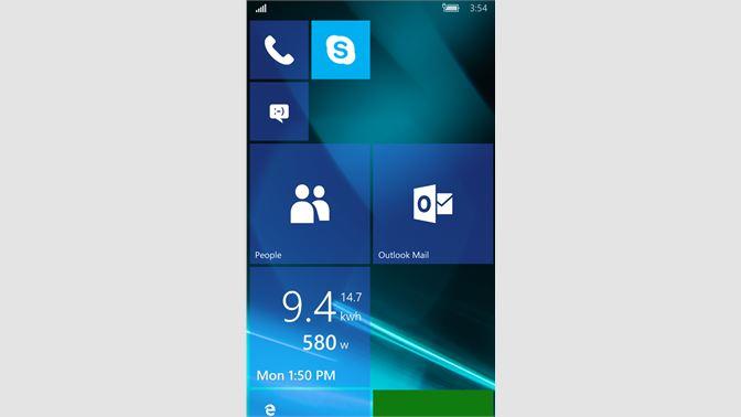 Get Solar Output Live - Microsoft Store