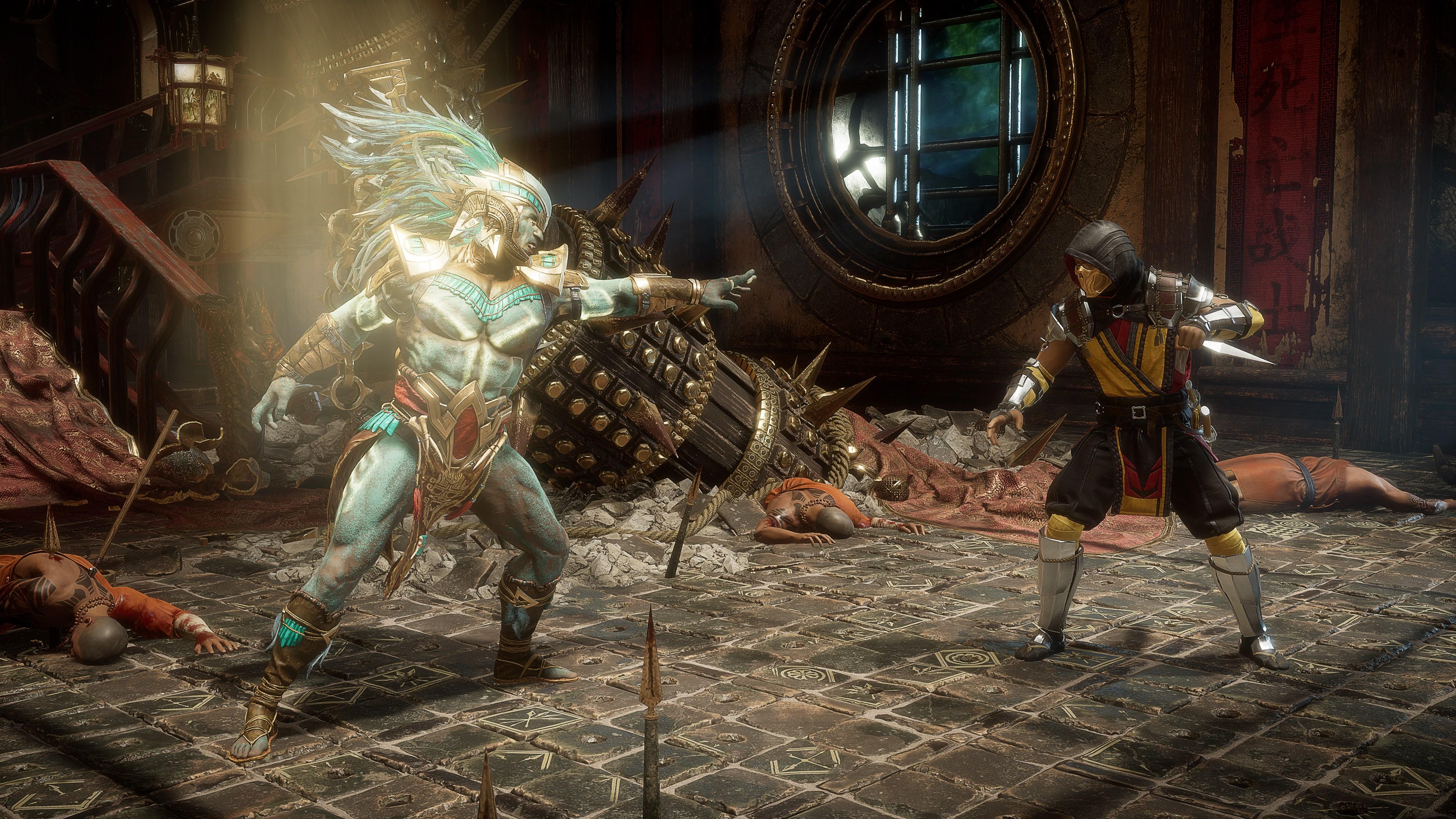 Скриншот №11 к Mortal Kombat 11