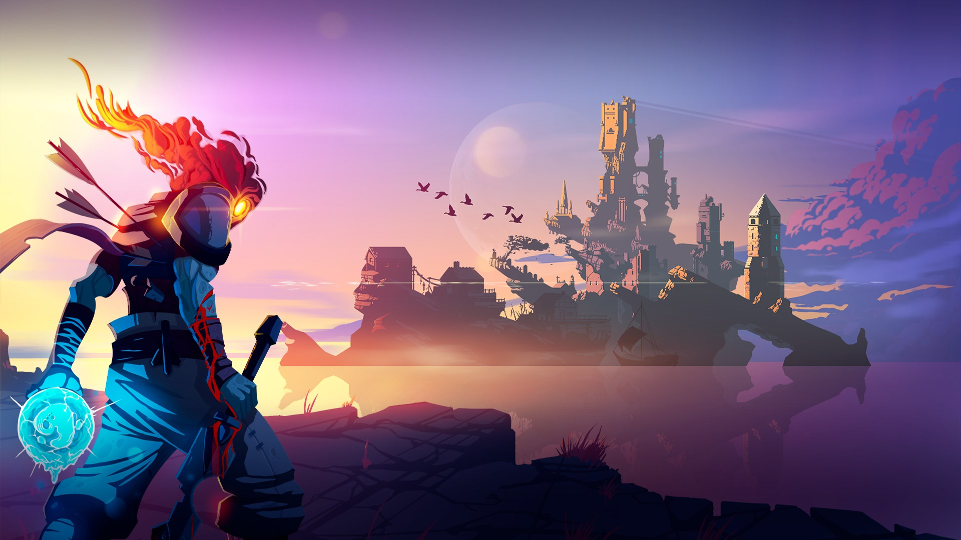 DLC Rise of the Giant de Dead Cells vai chegar ao Switch na próxima semana