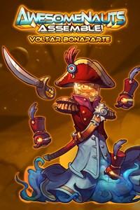 Carátula del juego Voltar Bonaparte - Awesomenauts Assemble! Skin