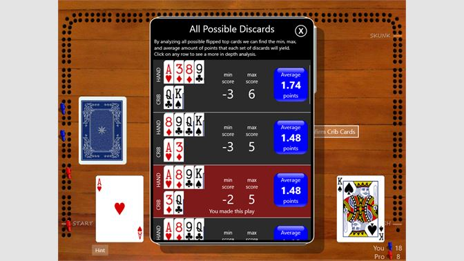 Get Cribbage Classic - Microsoft Store