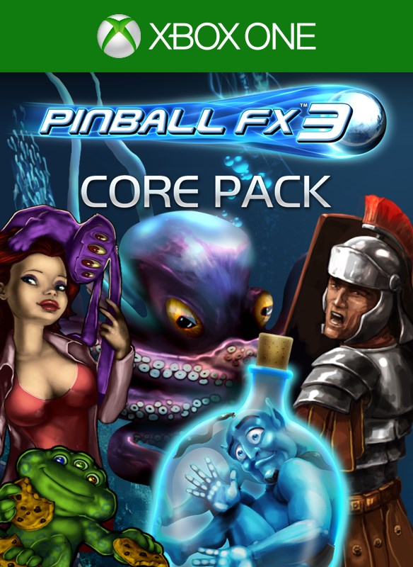 Pinball FX3 - Core Collection