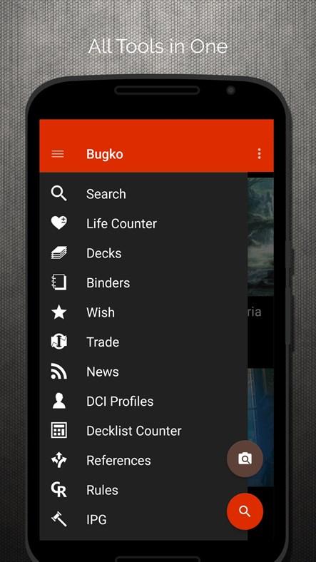 Bugko - MTG Tool – (Windows Phone Apps) — AppAgg