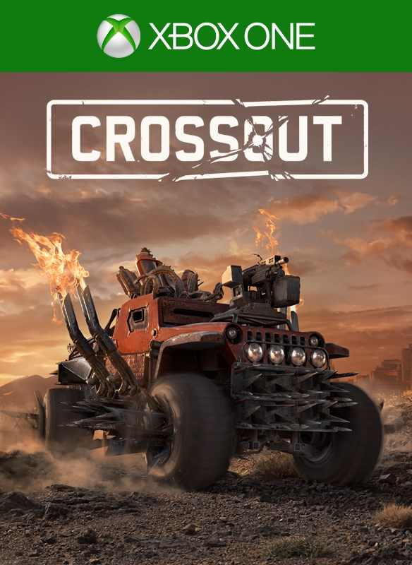 "Crossout - ""The inventor"" Bundle"