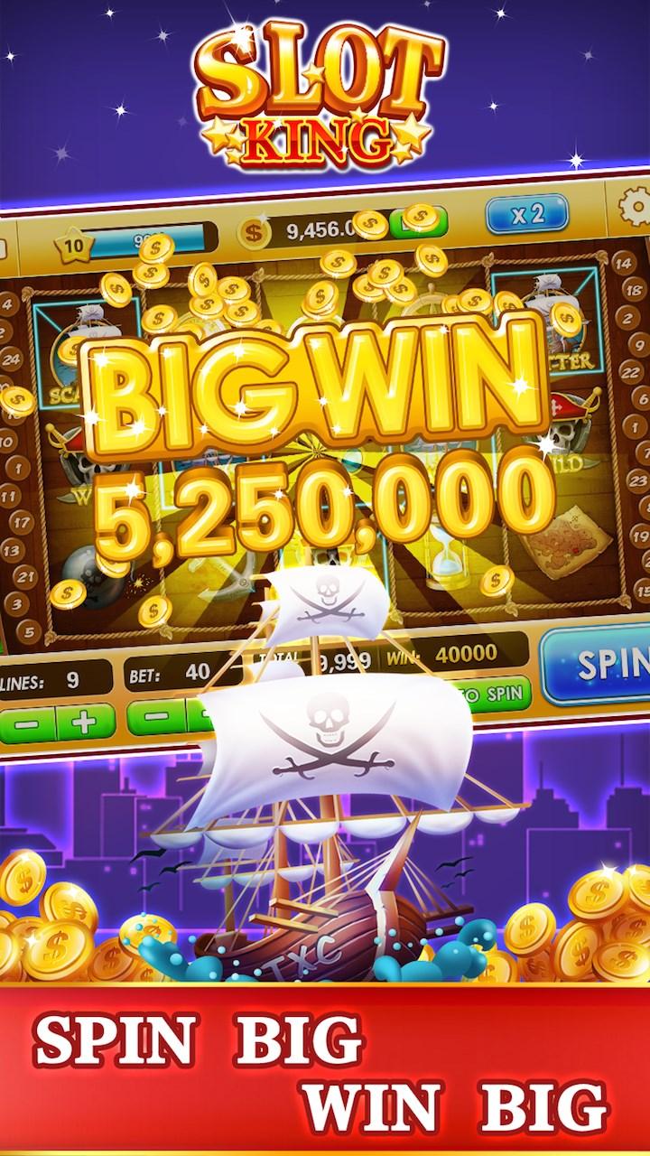 Slots Machine - Vegas