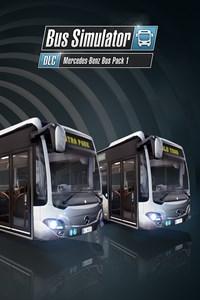 Mercedes-Benz Bus Pack 1